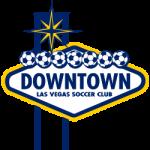Downtown Las Vegas Soccer Logo