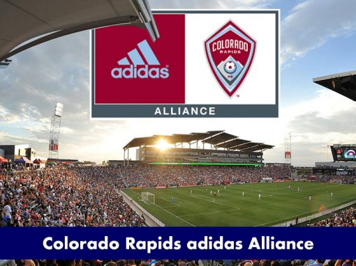 Colorado Rapids MLS adidas Alliance