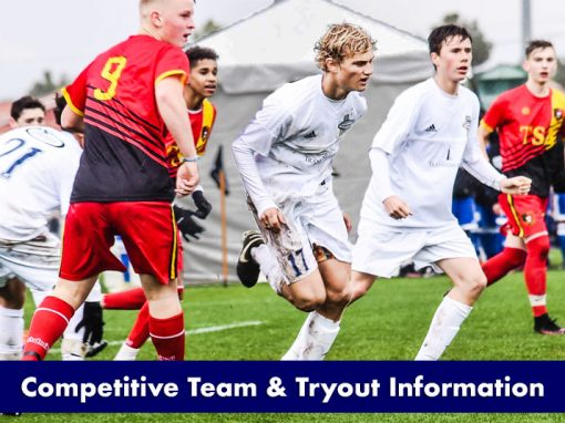 Competitive Team & Tryout Information
