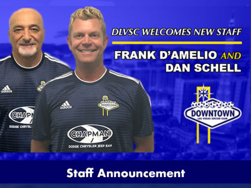 DLVSC Welcomes New Technical Staff Frank D'Amelio and Dan Schell