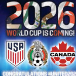2026 World Cup: United States, Mexico and Canada bid wins vote, will host tournament in eight years