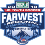 Downtown LVSC 00′ Academy Boys Crowned U18 US Youth Soccer Far West Regional Champions!