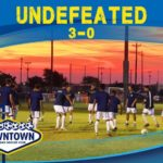 DLVSC U18 Boys Undefeated – Advance to Semi Finals at US Youth Soccer National Championships