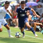 18U Boys Downtown LVSC starts week with shutout win