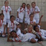 Downtown Girls U12 Are Mayors Cup Runners-Up