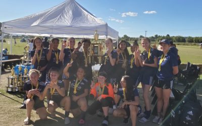 00 Gold Girls Win the 2019 Spring Cup