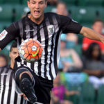 Former DLVSC Player Volesky Makes USL Appearance