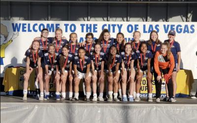 DLVSC 05 Gold Are Las Vegas Mayor's Cup Runners-Up