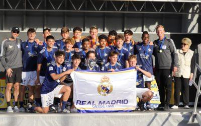 DLVSC 04 Gold win Generation Adidas International Group