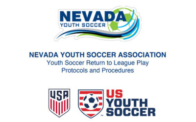 Nevada Youth Soccer Announces Approval Of It's Covid19 Preparedness and Safety Plan