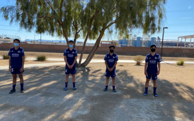 5 DLVSC Players Awarded Trial