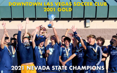 2001 State Cup Champions