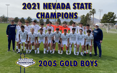 05 Gold Boys Win State Cup
