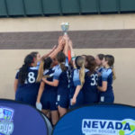 08 Gold Girls Win State Cup