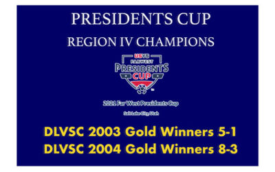 Presidents Cup Far West Regionals Champions 03 Gold – 04 Gold