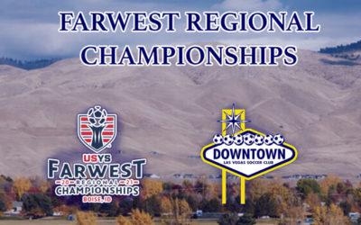 USYS NCS Region IV Championships