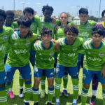 Sawyer Crisostomo Competes With Seattle Sounders Academy