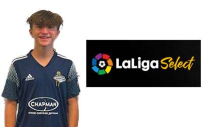 DLVSC Player Ryder Breeden Invited To Train In Spain with La Liga Showcase